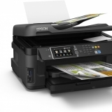 Струйный МФУ Epson WorkForce WF-7610DWF (C11CC98302)